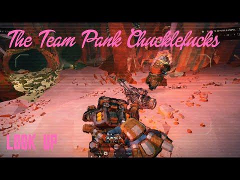 """The Team Pank Chucklefucks in """"Look Up"""": Deep Rock Galactic"""