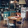 Decor is Very Important: Eclecticism Like on Friends