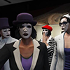 Crime Time with Mimes