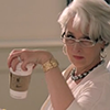 Faminism: Food in The Devil Wears Prada